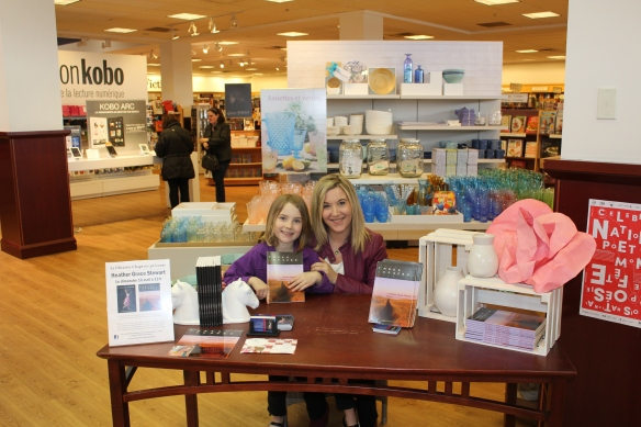 Top Ten Moments @ My Chapters Bookstore Signing