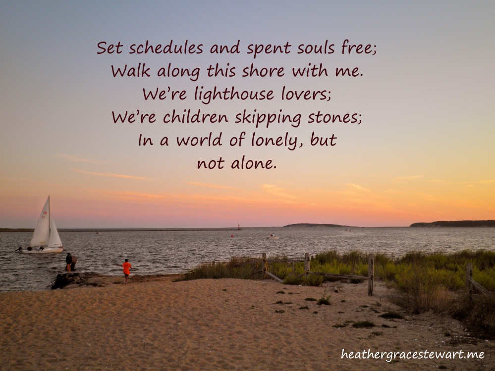 Set Schedules and Spent Souls Free