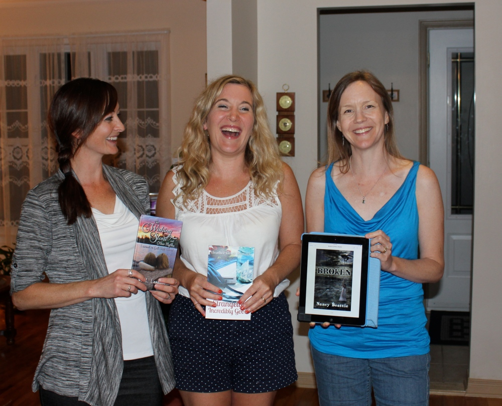 I love laughing and making others laugh! And now that I've debunked these author myths I can keep on writing & laughing :)
