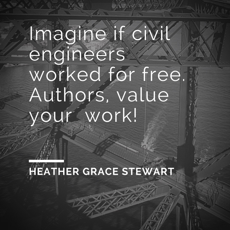imagine-if-bridgemakers-worked-for-free-authors-value-your-own-work